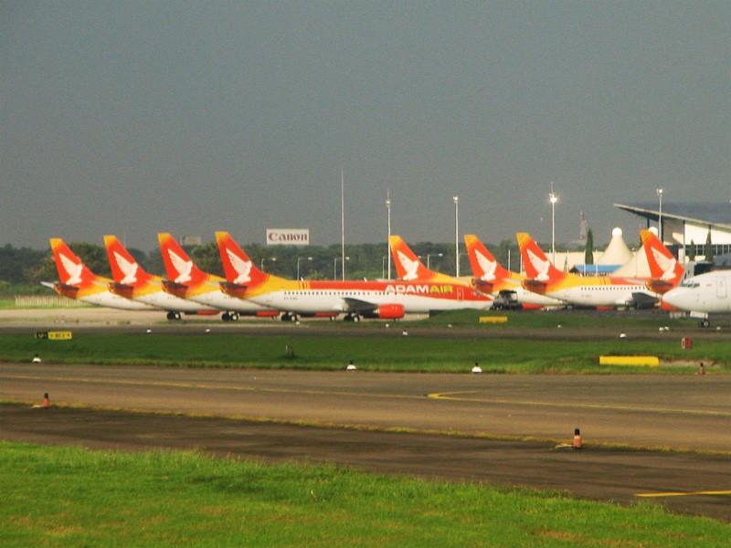 [原创]雅加达机场掠影    Indonesia JAKARTA SOEKARNO
