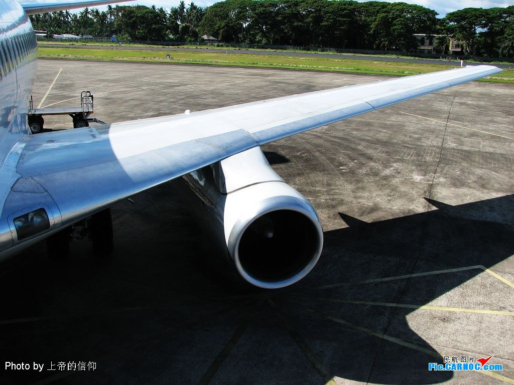 Re:[原创]很老,很牛B,因为有RP BOEING 737-200 RP-C8009 Philippines MANILA NINOY INTL