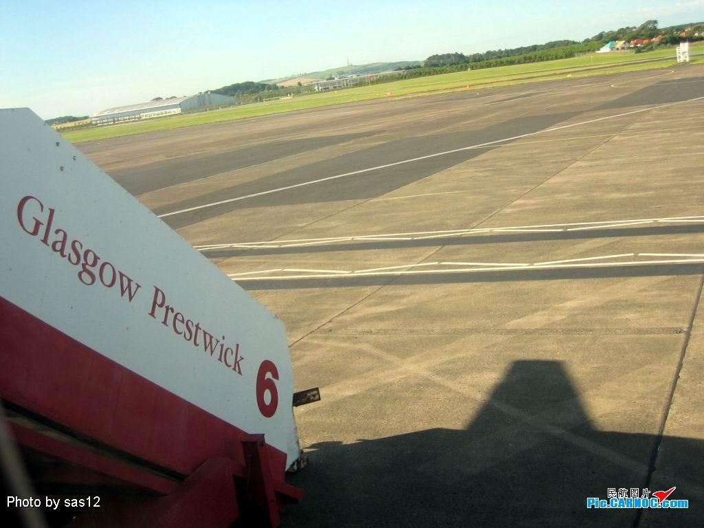 Re:Ryanair格拉斯哥(PIK)往返伦敦(STN)