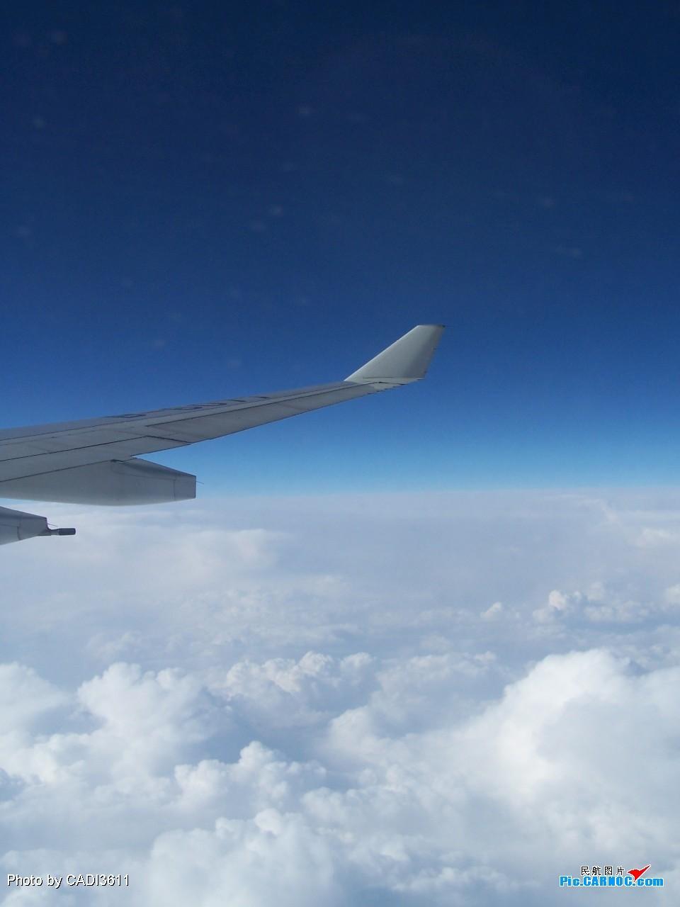 Re:[原创]CTU-PEK往返杂图 AIRBUS A330-200 B-6077