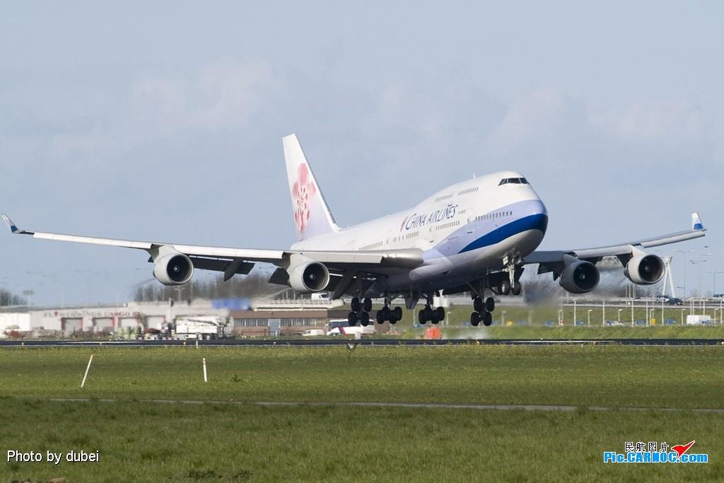 Re:[原创]EASU - 把最精彩的照片送给喜欢飞机的你们 - part A BOEJING 747-400 B-18202 Netherlands AMSTERDAM SCHIPHOL