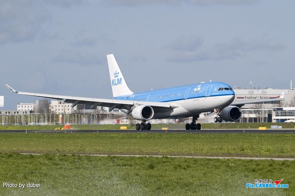 Re:[原创]EASU - 把最精彩的照片送给喜欢飞机的你们 - part A AIRBUS A330-200  Netherlands AMSTERDAM SCHIPHOL