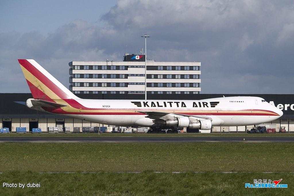Re:[原创]EASU - 把最精彩的照片送给喜欢飞机的你们 - part A BOEING 747-200 N712CK Netherlands AMSTERDAM SCHIPHOL