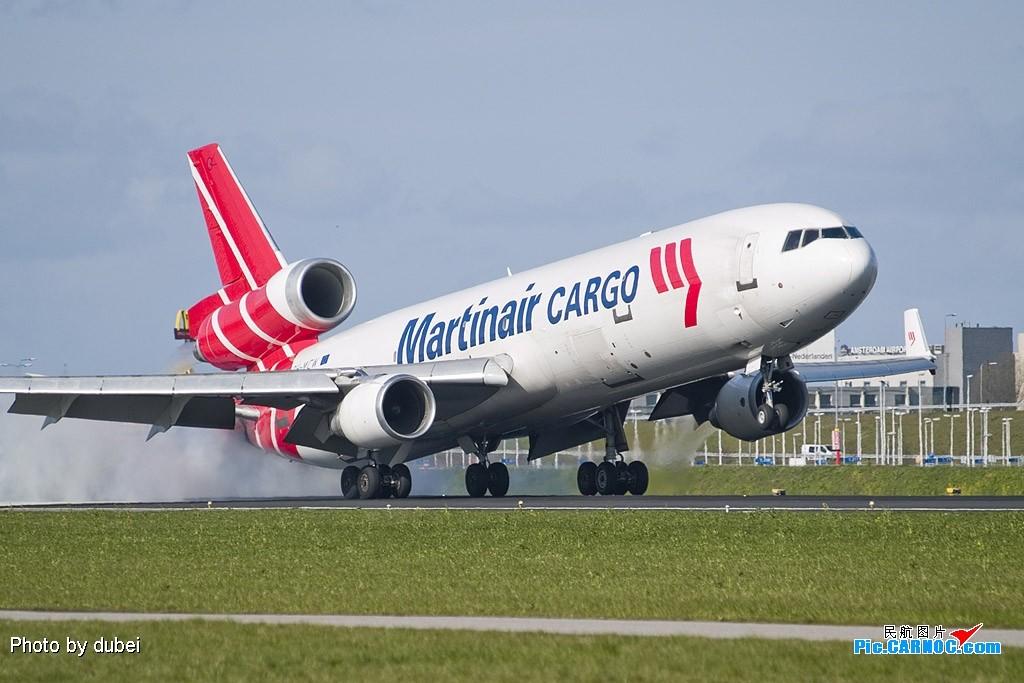 Re:[原创]EASU - 把最精彩的照片送给喜欢飞机的你们 - part A MD-11F  Netherlands AMSTERDAM SCHIPHOL