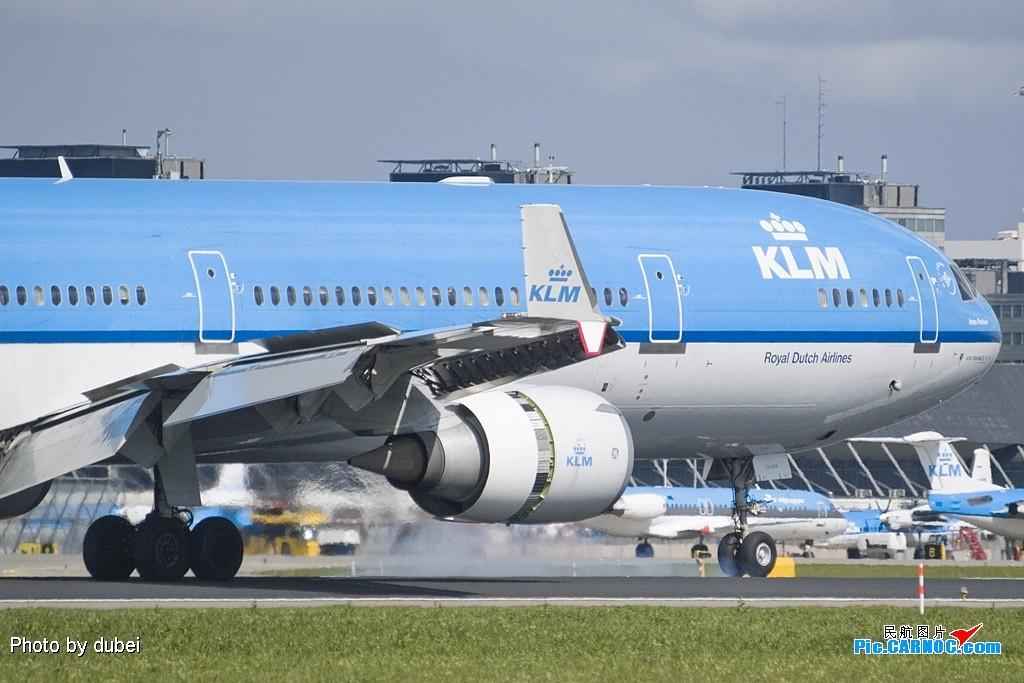 Re:[原创]EASU - 把最精彩的照片送给喜欢飞机的你们 - part A MD-11 PH-KCH Netherlands AMSTERDAM SCHIPHOL