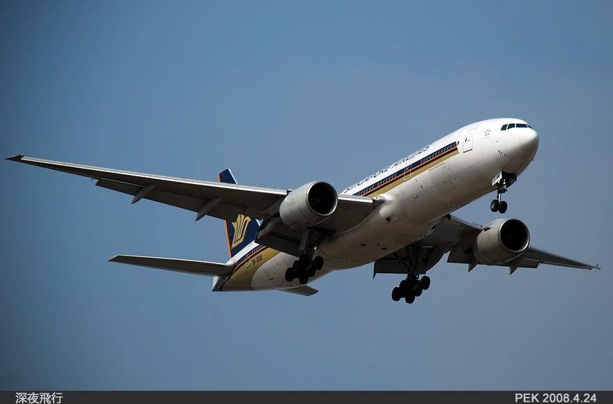 Re:[原创]RP如此重要!记PEK我的第一次打灰机... BOEING 777-212(ER) SQE 中国北京首都机场  飞友