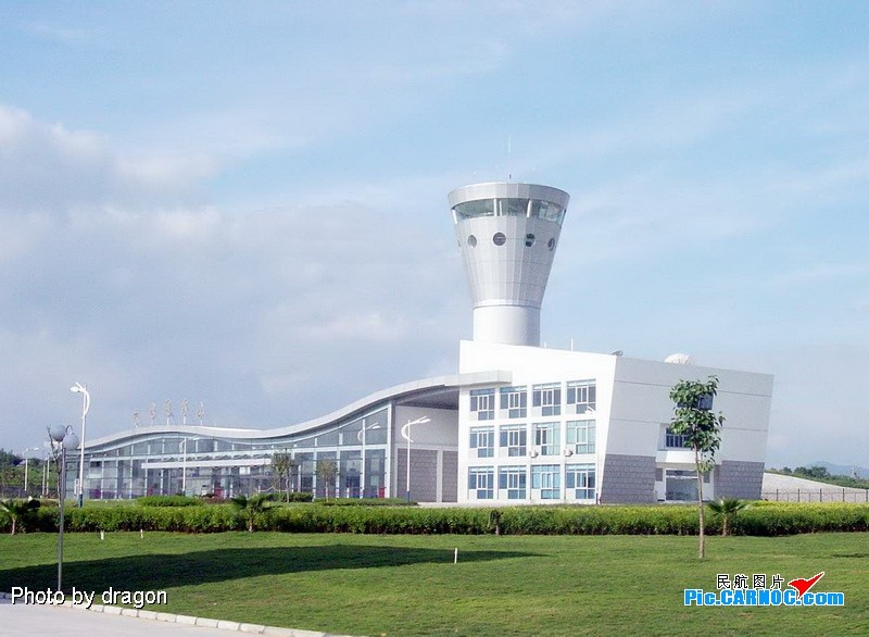 Re:福建龙岩冠豸山机场