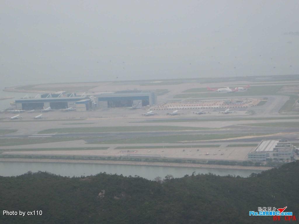 Re:[HKG]昂坪360觀赤鱲角機場    中国香港赤鱲角国际机场