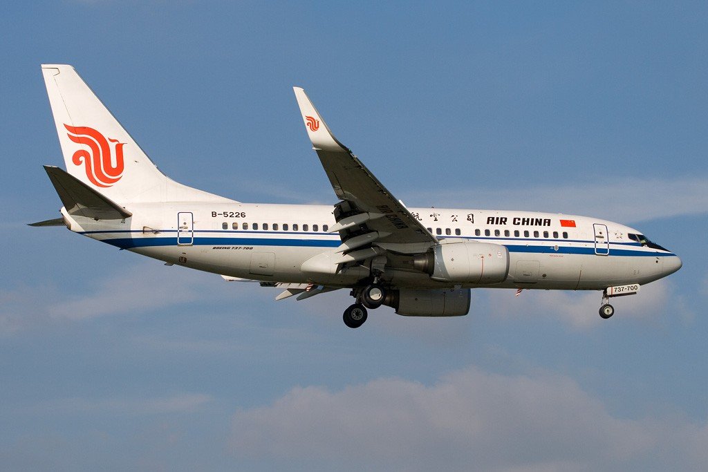 Re:[原创][深圳打机队]======晴天到来====== BOEING 737-700 B-5226 深圳宝安国际机场