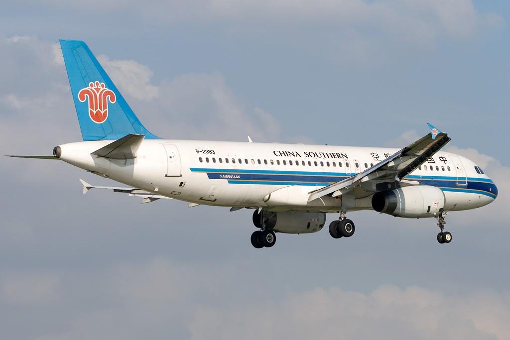 Re:[原创][深圳打机队]======晴天到来====== AIRBUS A320-200 B-2393 深圳宝安国际机场