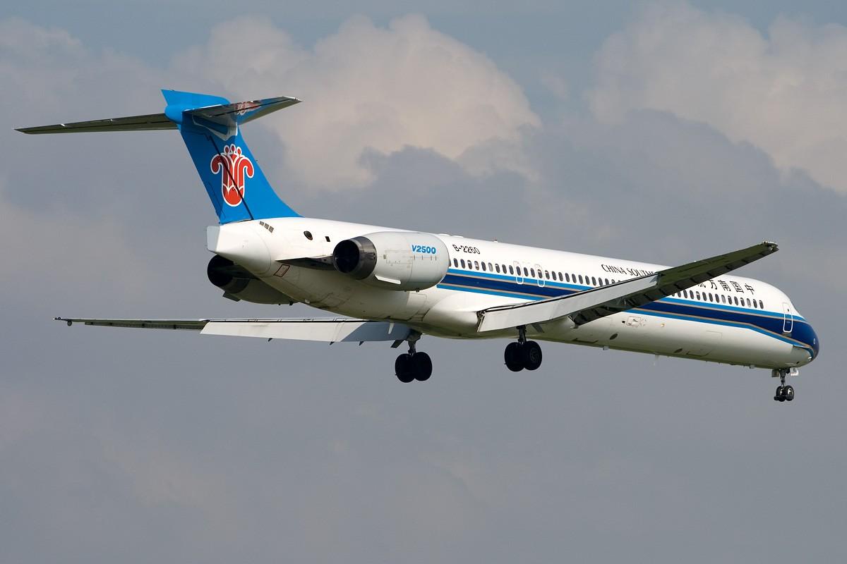 Re:[原创][深圳打机队]======晴天到来====== MCDONNELL DOUGLAS MD-90 B-2260 深圳宝安国际机场