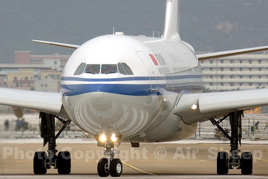 Re:[原创]如果id还能登录的话,就发几张图试试看~~ ^-^ AIRBUS A330-200