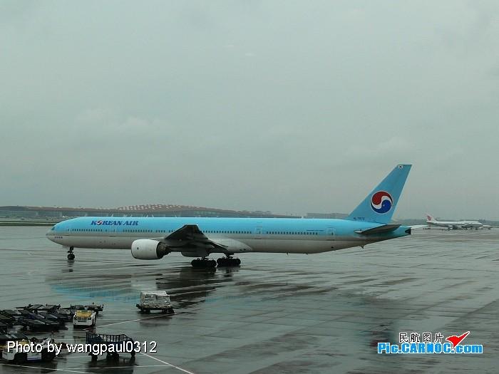 Re:[原创]吹水,拉烟,T2乱拍 B777-200  北京首都国际机场