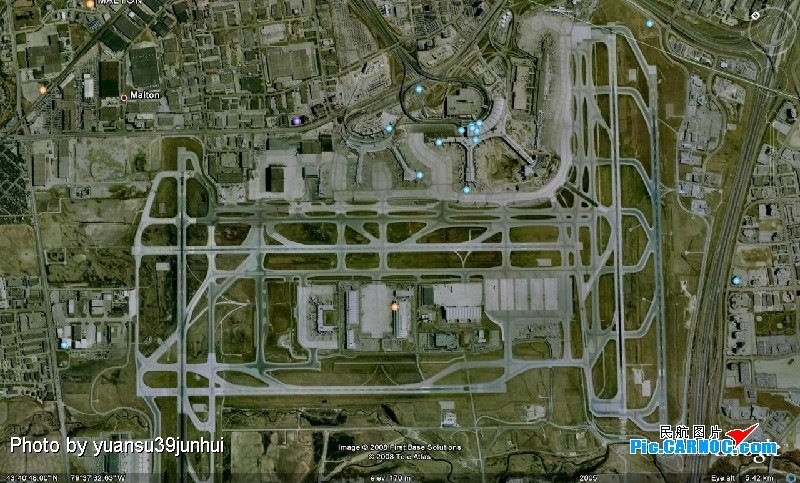 Re:美麗多姿的航站樓——國際篇