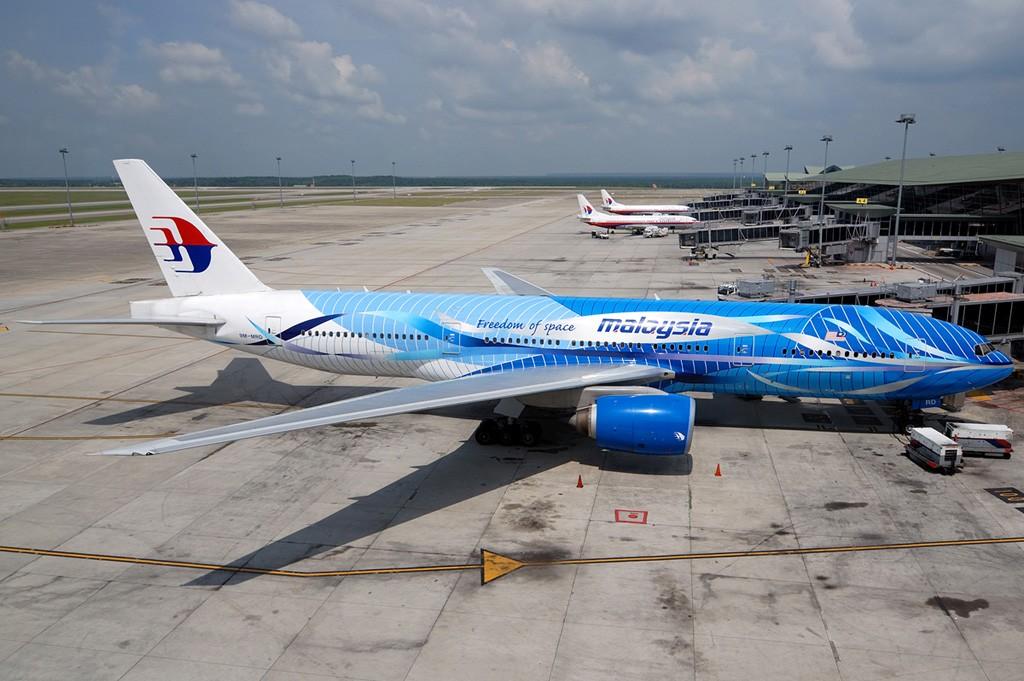 [原创][CASG]為大家送上吉隆坡的相片 BOEING 777-200 9M-MRD Malaysia KUALA LUMPUR SEPANG