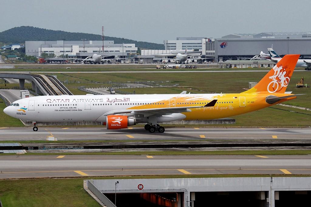 Re:[原创][CASG]為大家送上吉隆坡的相片 AIRBUS A330-300 A7-AEF Malaysia KUALA LUMPUR SEPANG