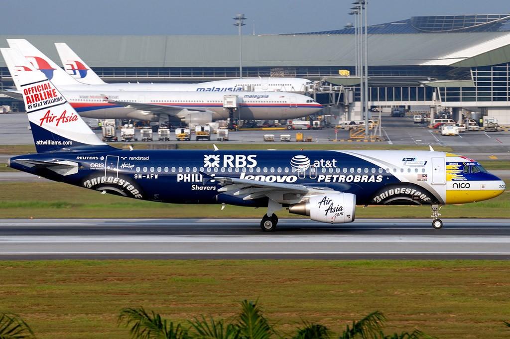 Re:[原创][CASG]為大家送上吉隆坡的相片 AIRBUS A320-200 9M-AFW Malaysia KUALA LUMPUR SUBANG