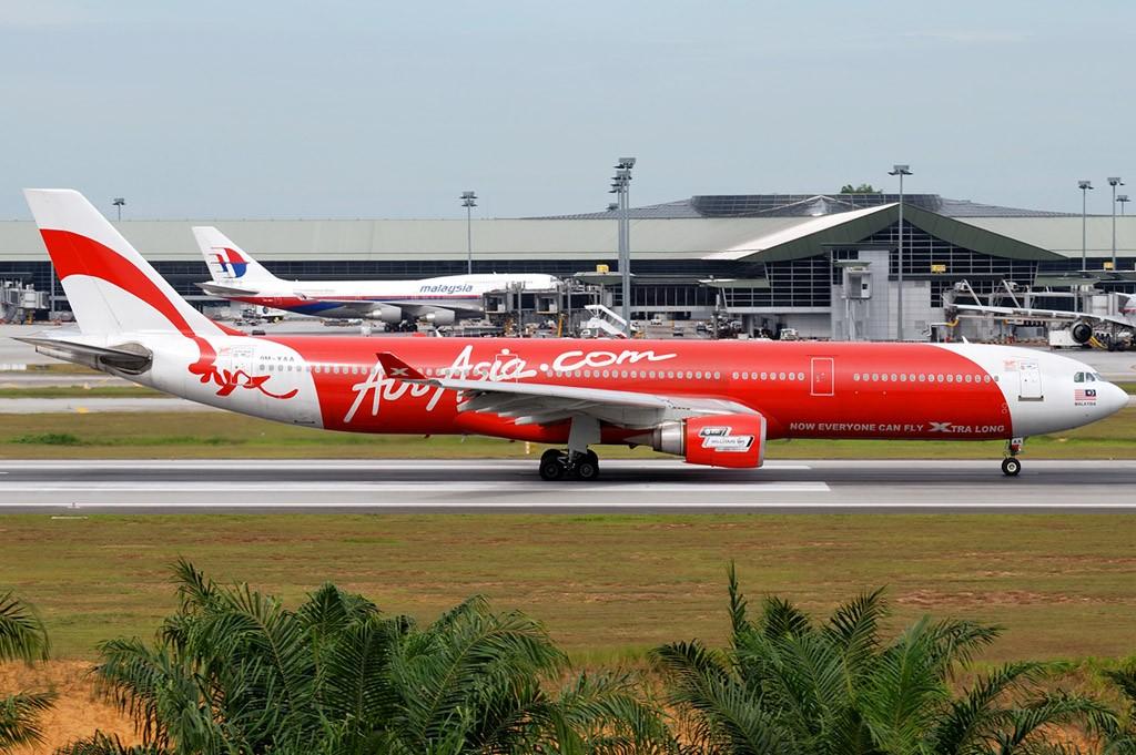 Re:[原创][CASG]為大家送上吉隆坡的相片 AIRBUS A330-300 9M-XAA Malaysia KUALA LUMPUR SEPANG