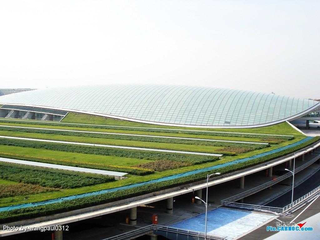 [原创]拍在T3转场前    中国北京首都机场