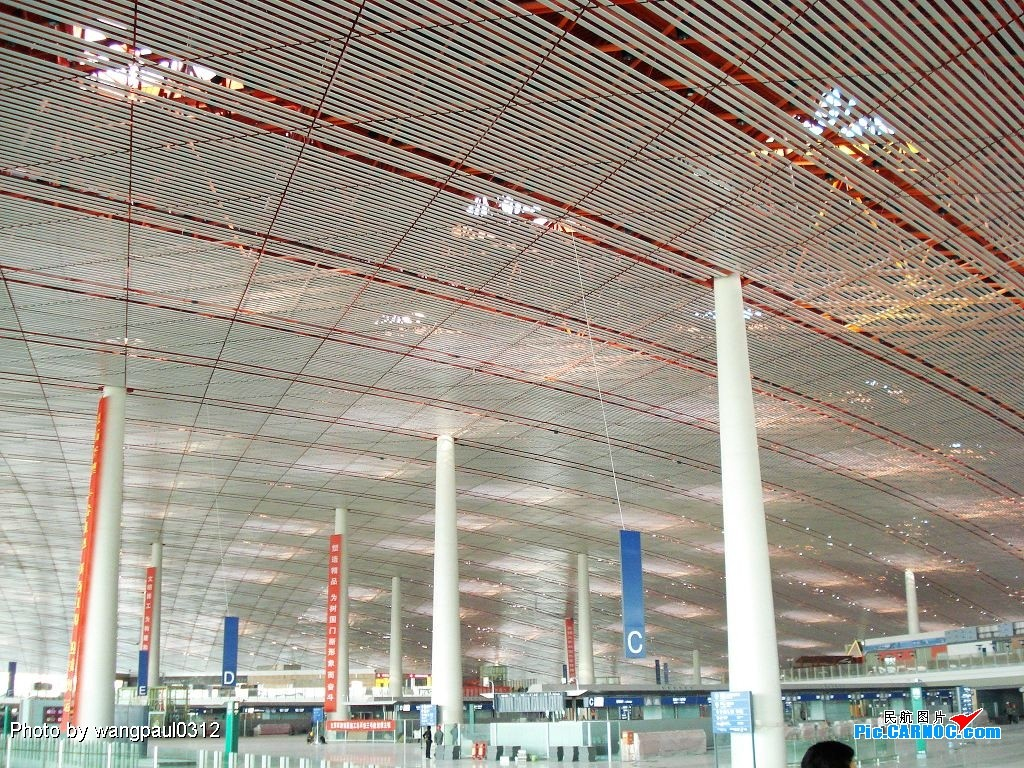 Re:[原创]拍在T3转场前    中国北京首都机场