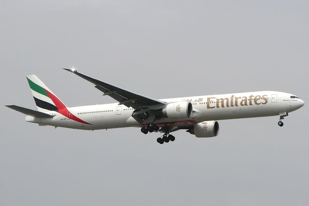 Re:[原创]{哈库心情}看惯了SHA 好东西全在PVG BOEING 777-36NER A6-EBO 中国上海浦东机场
