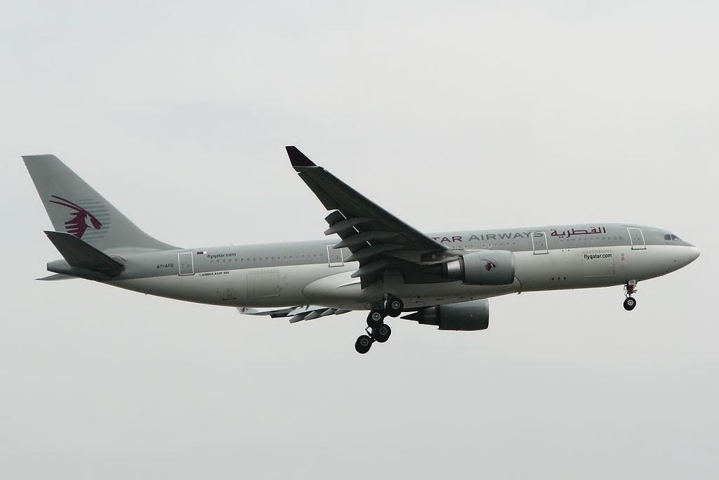 Re:[原创]{哈库心情}看惯了SHA 好东西全在PVG AIRBUS A330-203 A7-AFO 中国上海浦东机场