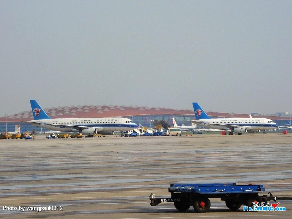 Re:[原创]雷雨后的T2-南方篇 AIRBUS  首都国际机场