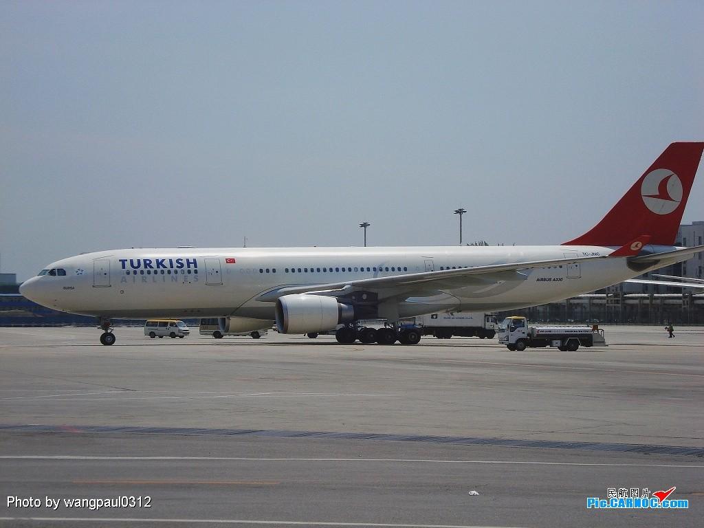 Re:[原创]星空天合一起来! AIRBUS A330 TC-JNC 北京首都国际机场