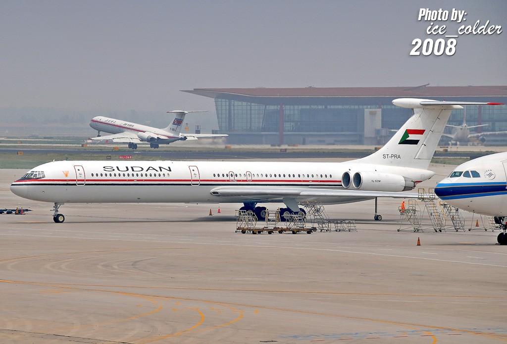 亚洲色囹��il�!깢�y`m���_苏丹ilyushin il-62m p-881 中国北京首都机场