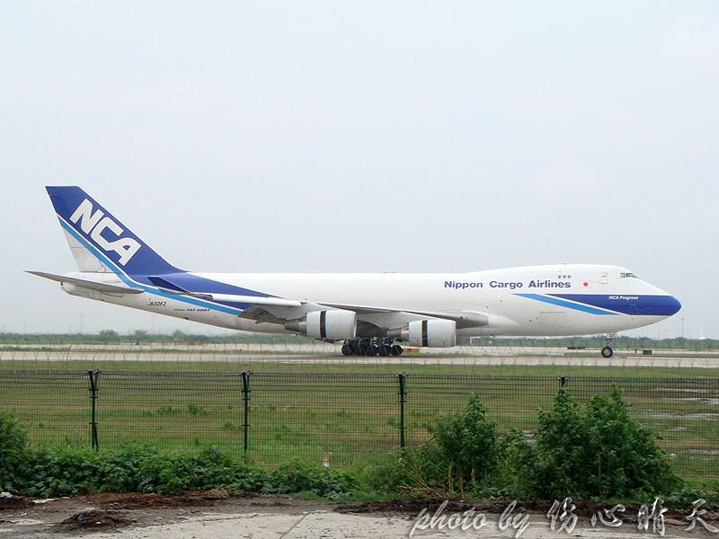 Re:ZSPD 看货机的乐园 BOEING 747-400F JA05KZ 中国上海浦东机场
