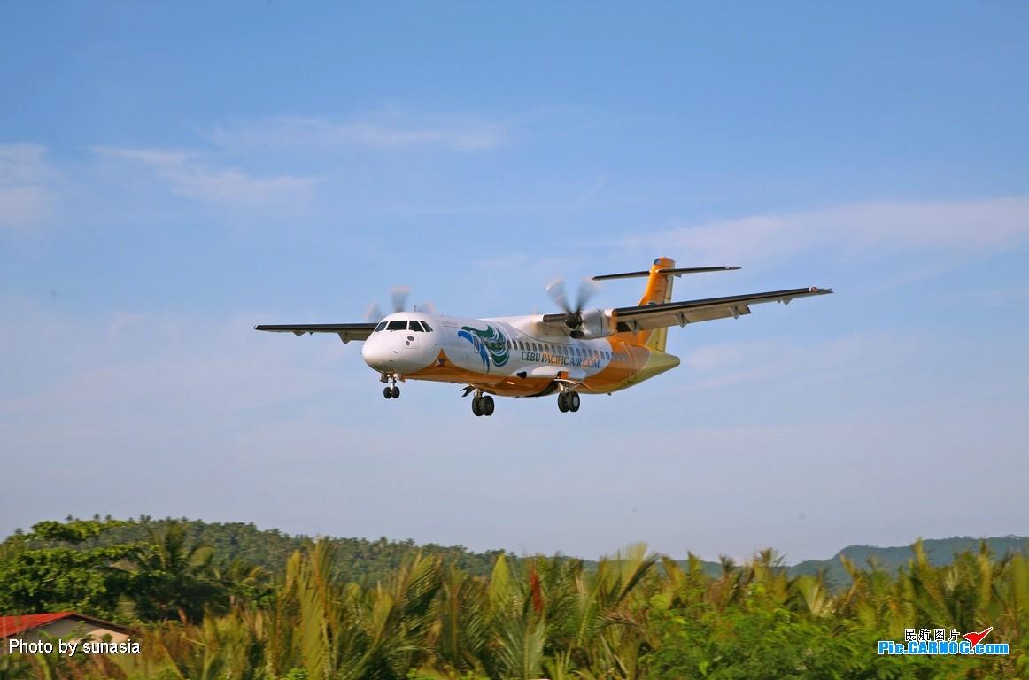 [原创]国外拍机-----机场拍机(1)---国内少见的机型 ATR-72-500 (ATR-72-212A)  长滩