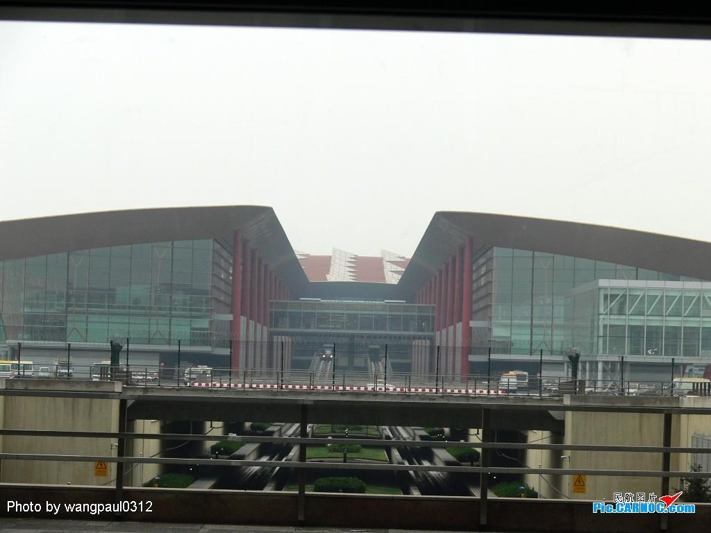 Re:[原创]为了奥运,第一次去T3D    中国北京首都机场