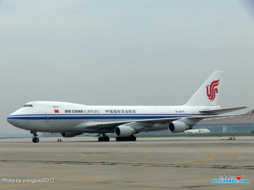 Re:[原创]为了奥运,第一次去T3D BOEING 747-400F B-2476 中国北京首都机场