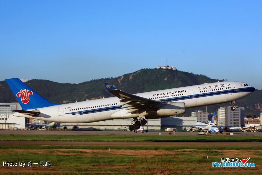 中国南方航空 a330 - 200选座 , 想看靠窗外面的风景图片