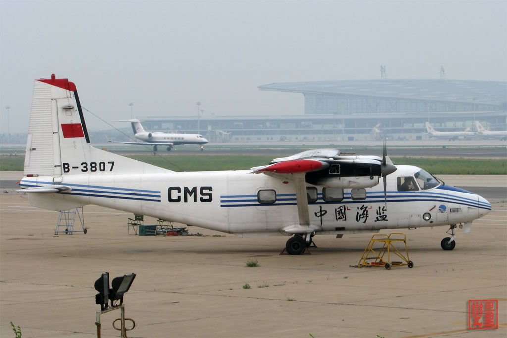 Re:发杂图,很少见的场景!!!经典 HARBIN AIRCRAFT INDUSTRY YUN-12 B-3807 中国天津滨海机场