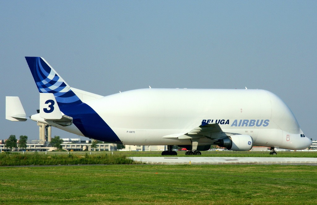 [原创]图卢兹接机之旅——拍机篇 AIRBUS A300-600ST