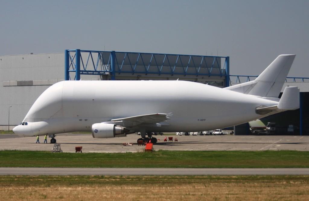 Re:[原创]图卢兹接机之旅——拍机篇 AIRBUS A300-600ST