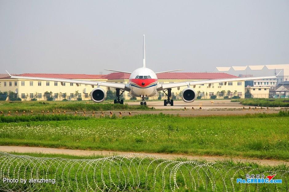 Re:[原创]烈日下的虹桥拍机 AIRBUS A330-200 B-6085