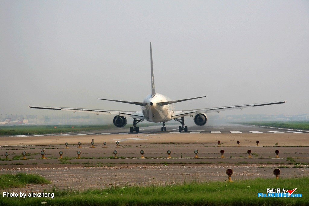 Re:[原创]烈日下的虹桥拍机 BOEING 767-300 B-2570