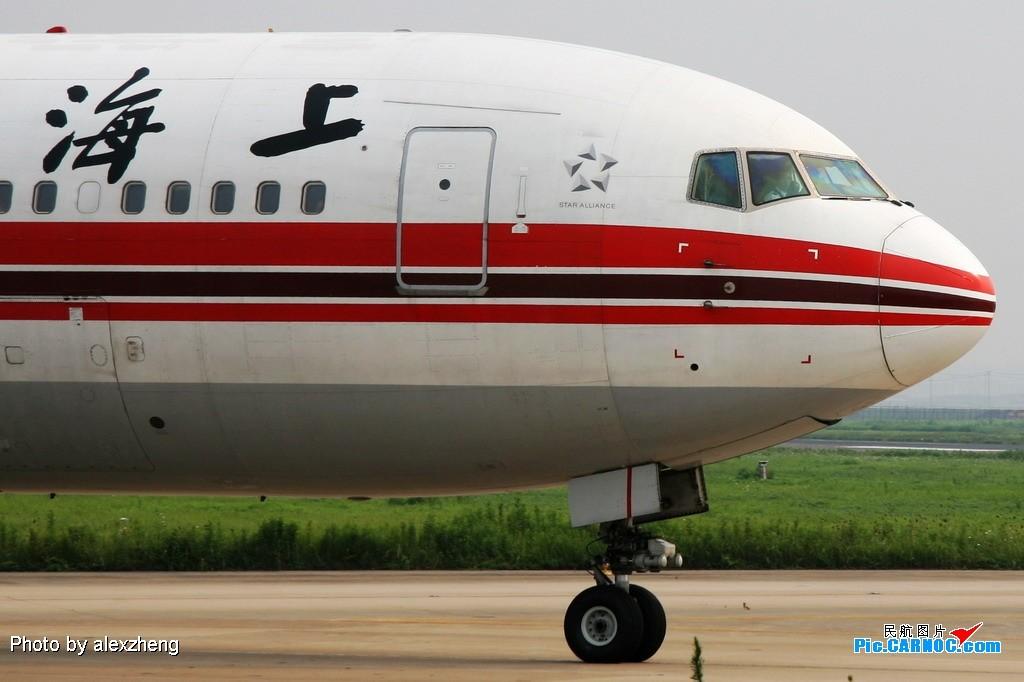 Re:[原创]烈日下的虹桥拍机 BOEING 767-36D B-2498
