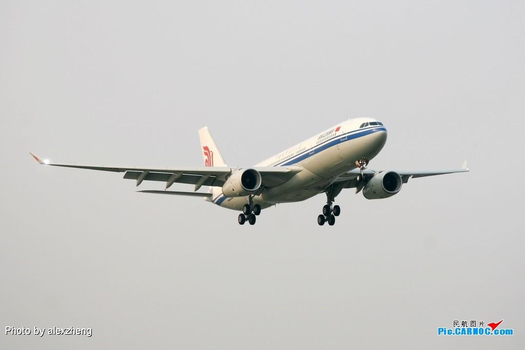 Re:[原创]烈日下的虹桥拍机 AIRBUS A330-200 B-6130