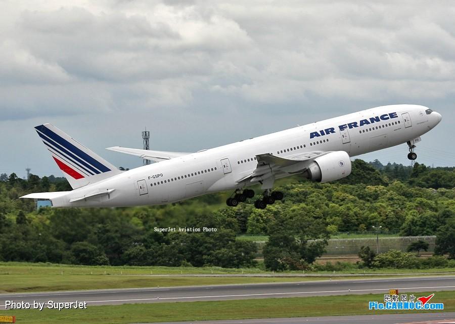 Re:[原创]送給廣東朋友的手信--->姆明340 BOEING 777-200 F-GSPO Japan TOKYO NARITA