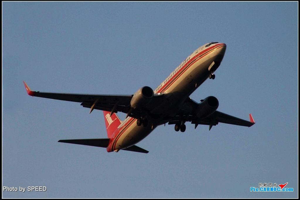Re:高温、高湿、延误皆为了380 737 B-5077 PEK