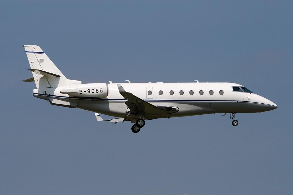 Re:[原创][深圳打机队]===证明存在贴=== GULFSTREAM AEROSPACE G200 B-8084 中国深圳宝安机场