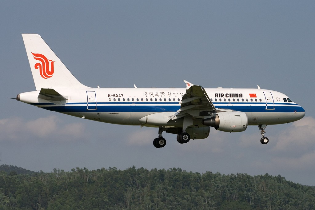 Re:[原创][深圳打机队]===证明存在贴=== AIRBUS A319-100 B-6047 中国深圳宝安机场