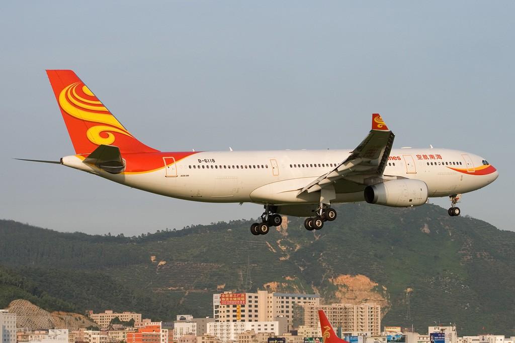 [原创][深圳打机队]===证明存在贴=== AIRBUS A330-200 B-6118 中国深圳宝安机场