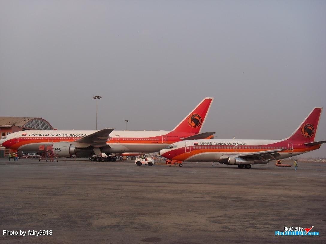 Re:9天非洲之旅 北京 奧蘭 阿爾及爾 利伯維爾 羅安達