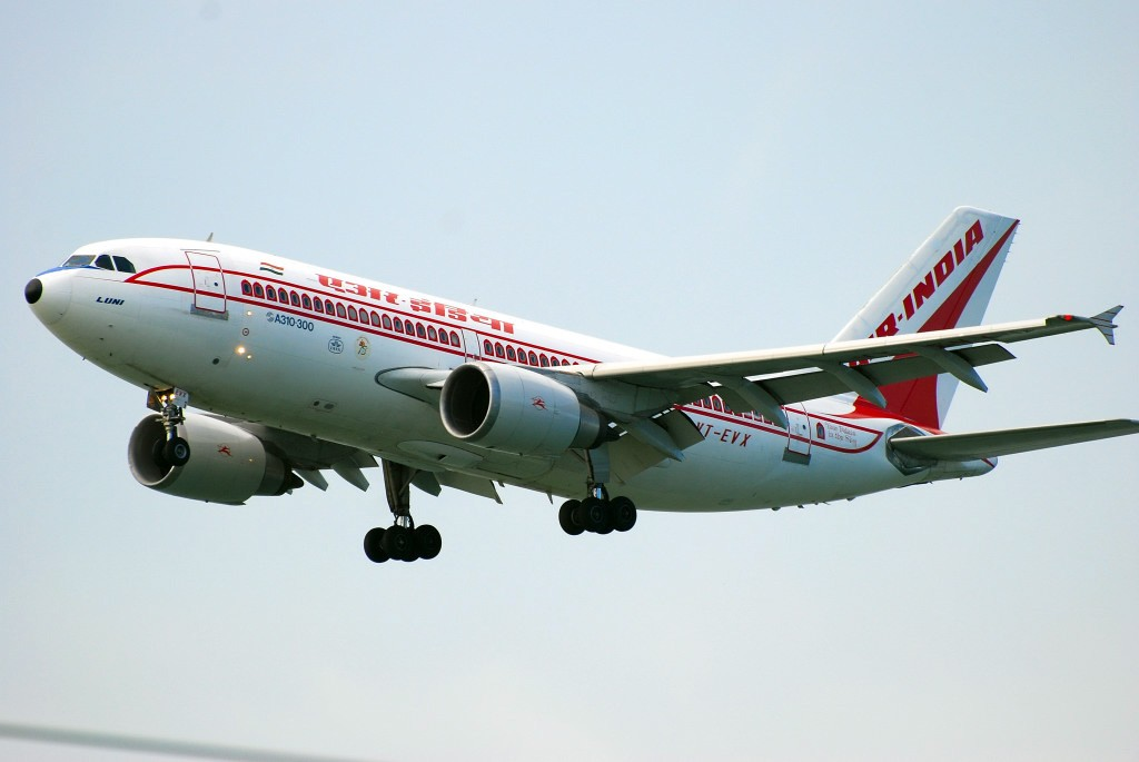 Re:[原创]香港机场影飞机 AIRBUS A310-308 VT-EVX 香港