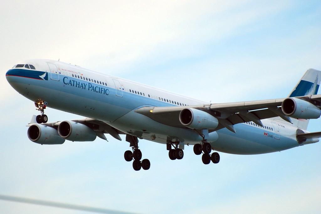 Re:[原创]香港机场影飞机 AIRBUS A340-313X B-HXM 香港