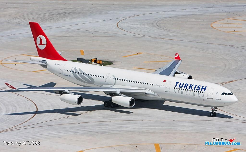 Re:[原创]新买了小白,show一下——ZBAA外航(一) A340 TC-JDJ ZBAA